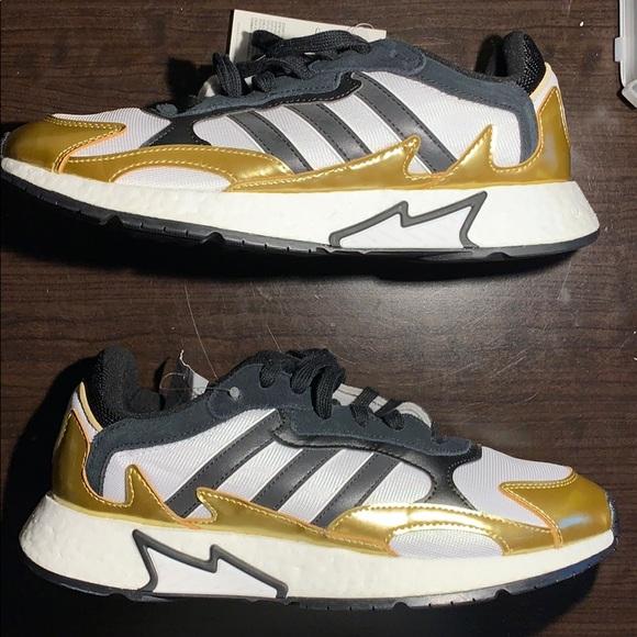 adidas superstar shoes metallic